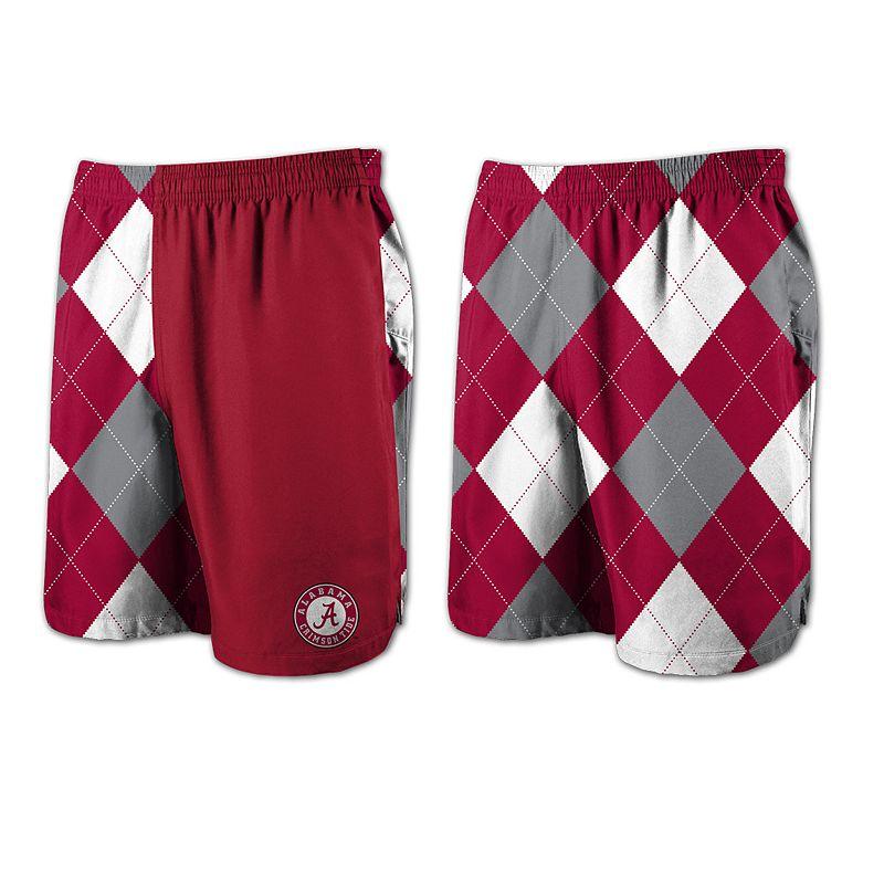 Men's Loudmouth Golf Alabama Crimson Tide Spirit Shorts