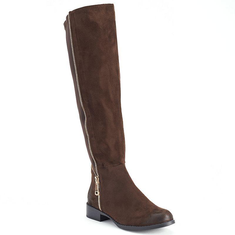 Sacred Heart Neenah Women's Knee-High Riding Boots