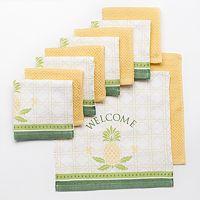 The Big One® 10-pc. Pineapple Dishcloths
