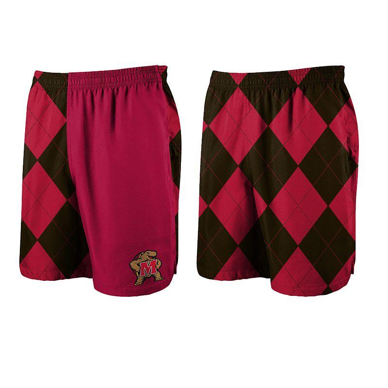 Men's Loudmouth Golf Maryland Terrapins Spirit Shorts