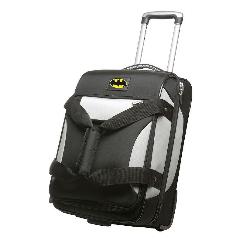 DC Comics Batman 22-inch Wheeled Drop-Bottom Upright