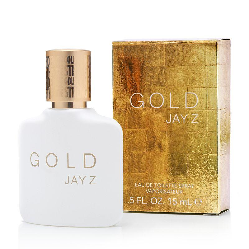 Jay Z Gold Men's Cologne