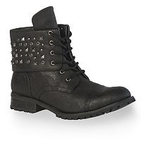 Gia-Mia Studz Women's Dance Combat Boots