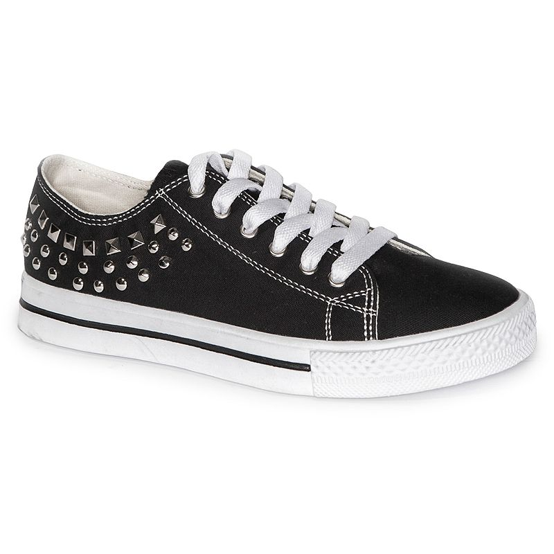 Gia-Mia Women's Studded Sneakers