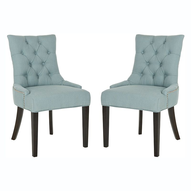 Safavieh 2-piece Ashley Side Chair Set