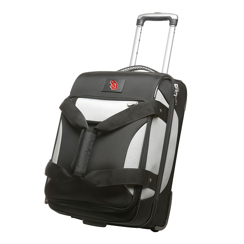 South Dakota Coyotes 22-inch Wheeled Drop-Bottom Carry-On
