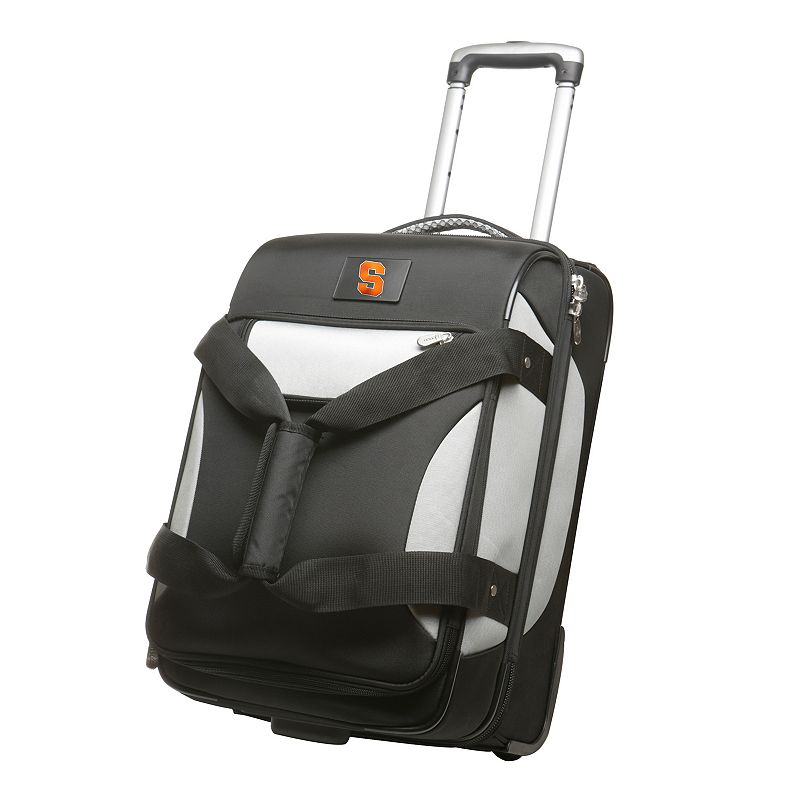 Syracuse Orange 22-inch Wheeled Drop-Bottom Carry-On