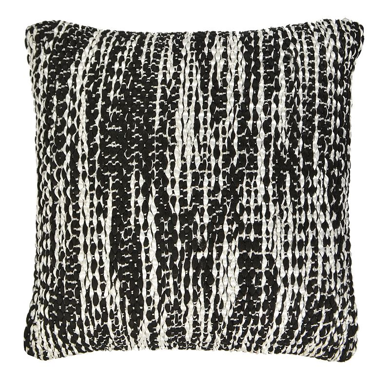 Vue Signature Bonaire Woven Yarn Throw Pillow