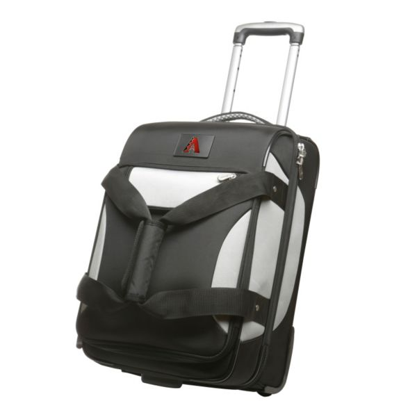 Arizona Diamondbacks 22-inch Wheeled Drop-Bottom Carry-On