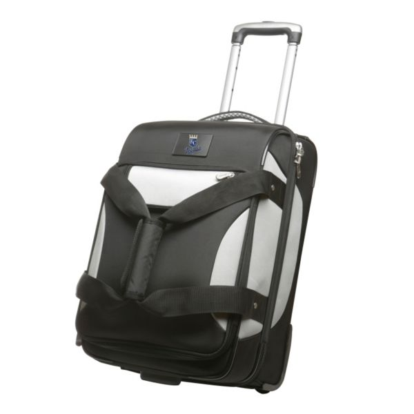 Kansas City Royals 22-inch Wheeled Drop-Bottom Carry-On