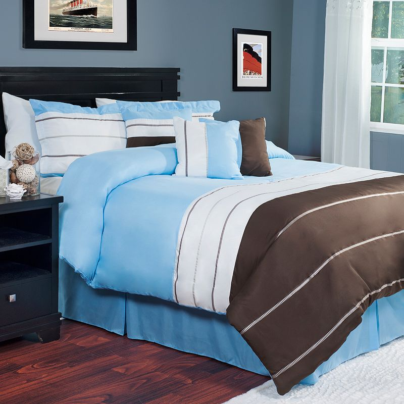 Portsmouth Home Avery 7-pc. Comforter Set