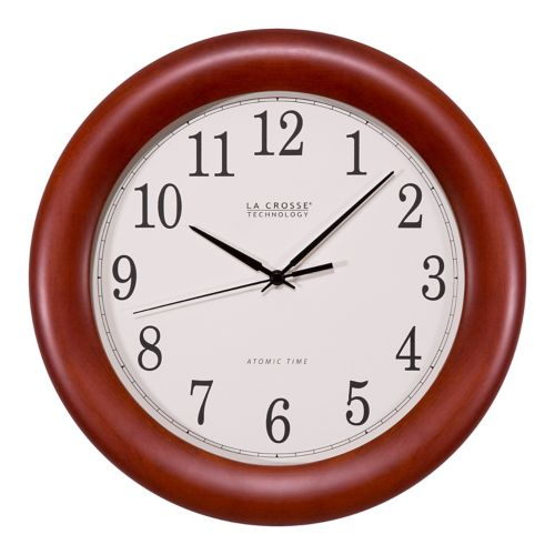 La Crosse 12.5 Atomic Analog Clock