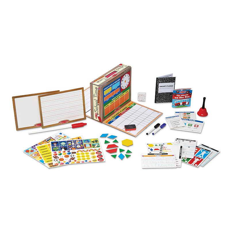Melissa and Doug School Time! Classroom Playset