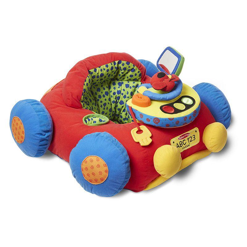 Melissa and Doug Beep-Beep and Play Plush Toy