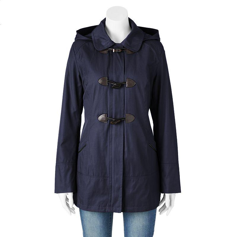 Women's Braetan Hooded Toggle Jacket