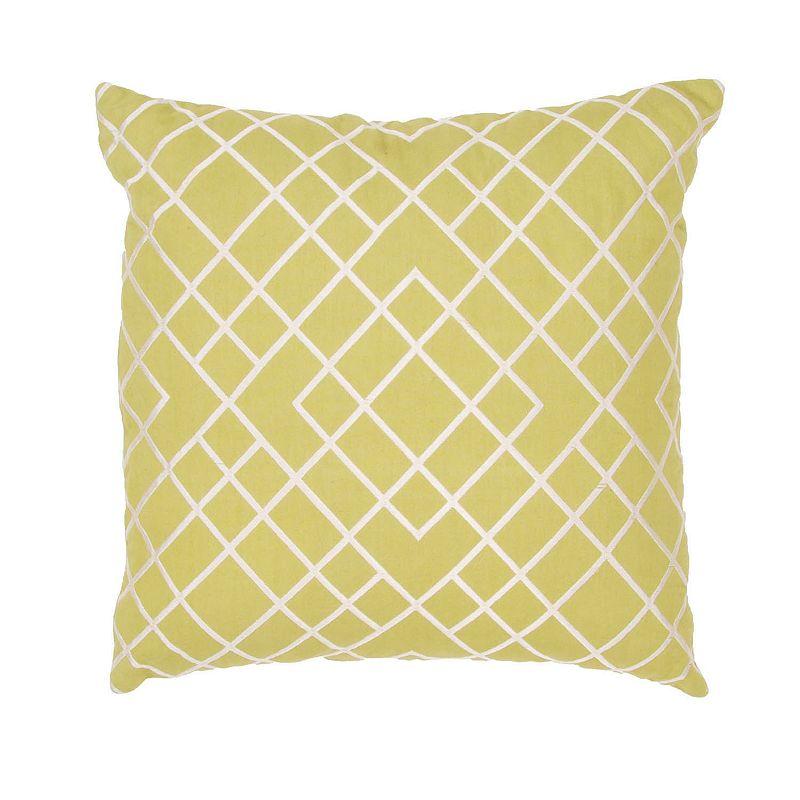 20x20 Cotton Fill Pillow Kohl s