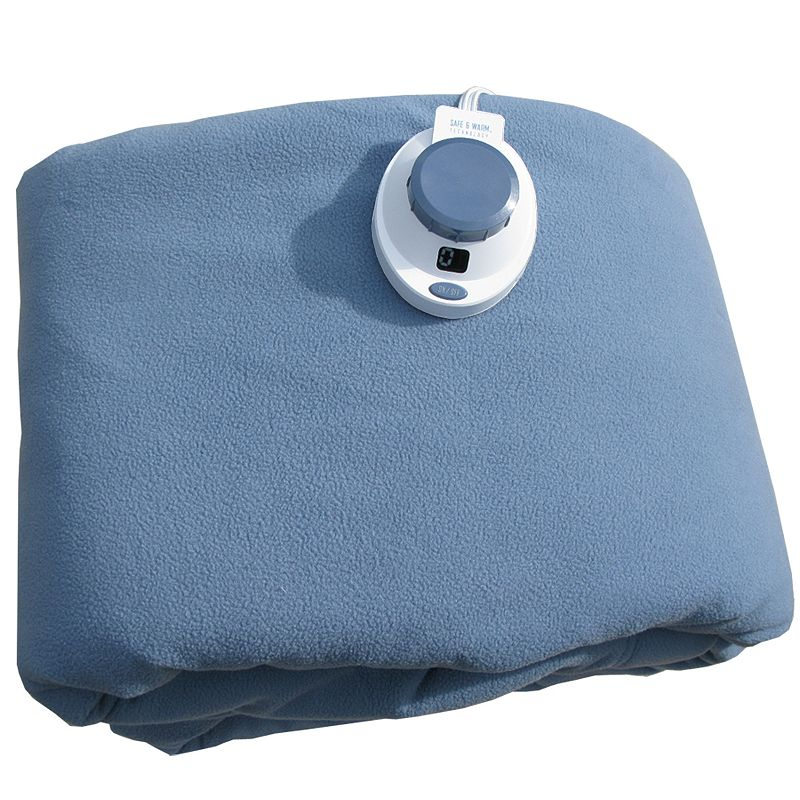 Soft Heat Luxury Microfleece Electric Blanket