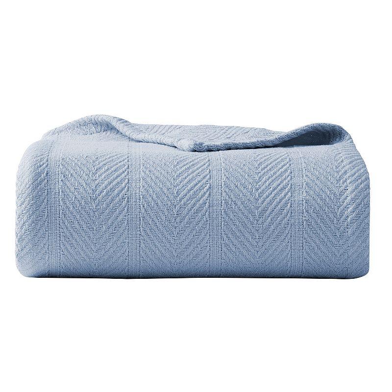 Eddie Bauer Herringbone Blanket