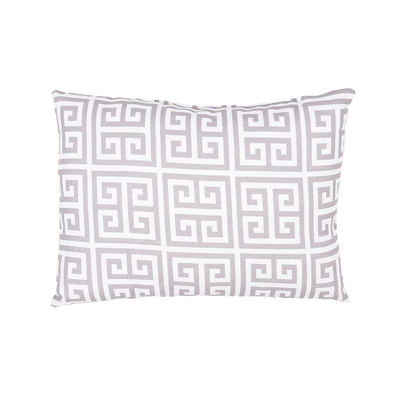 Jaipur 13'' x 18'' Maze Throw Pillow