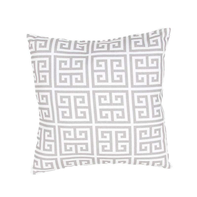 Jaipur 18'' x 18'' Maze Throw Pillow
