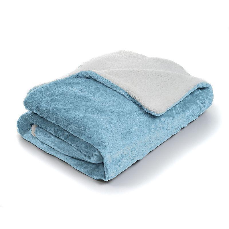 Fleece & Sherpa Blanket