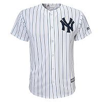 Boys 8-20 Majestic New York Yankees Replica MLB Jersey