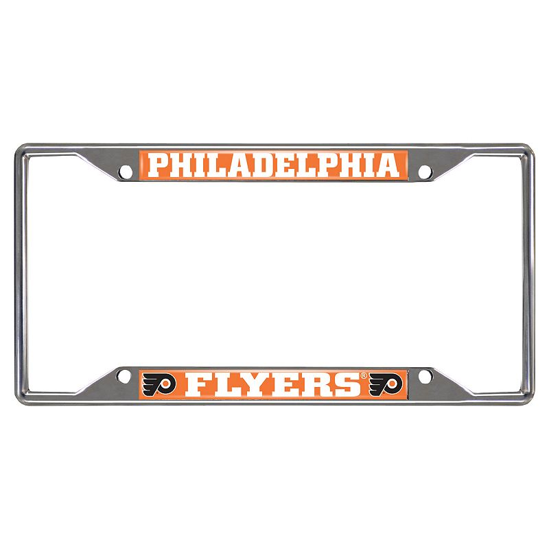 Philadelphia Flyers License Plate Frame