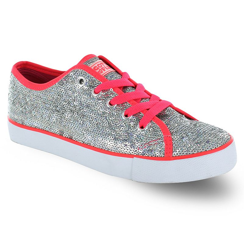 Gotta Flurt Pizzazz Women's Sequin Sneakers