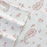 Laura Ashley Lifestyles Flannel Sheet Set