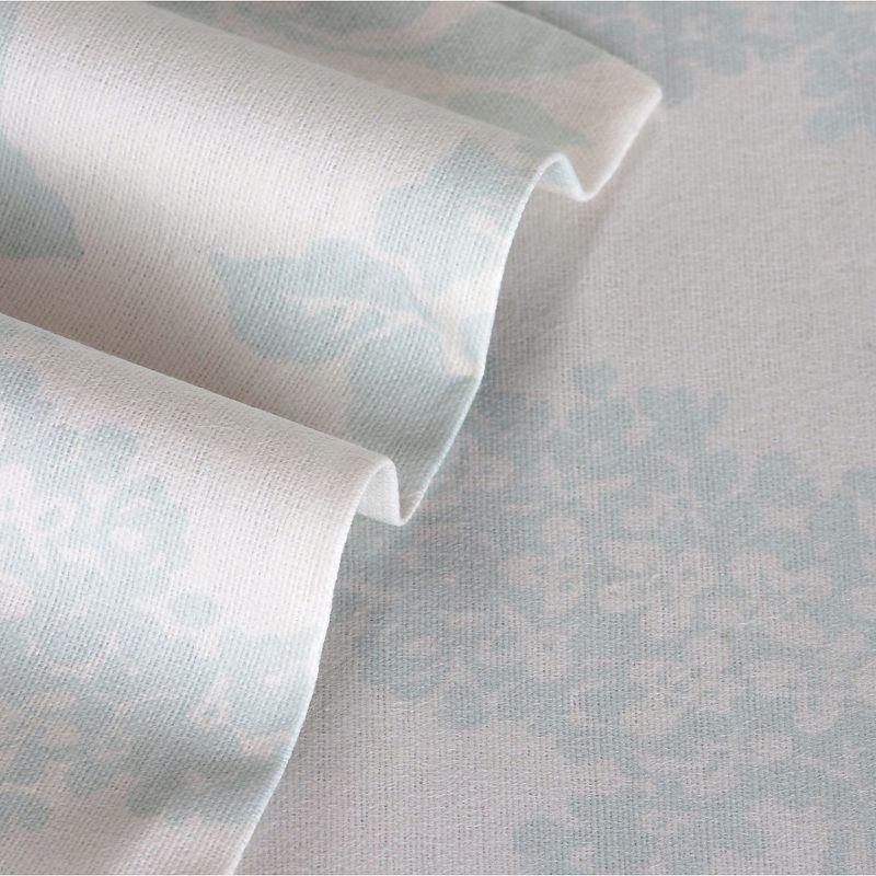 Laura Ashley Lifestyles Flannel Sheets