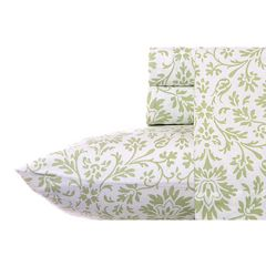 Laura Ashley Lifestyles Flannel Sheets by