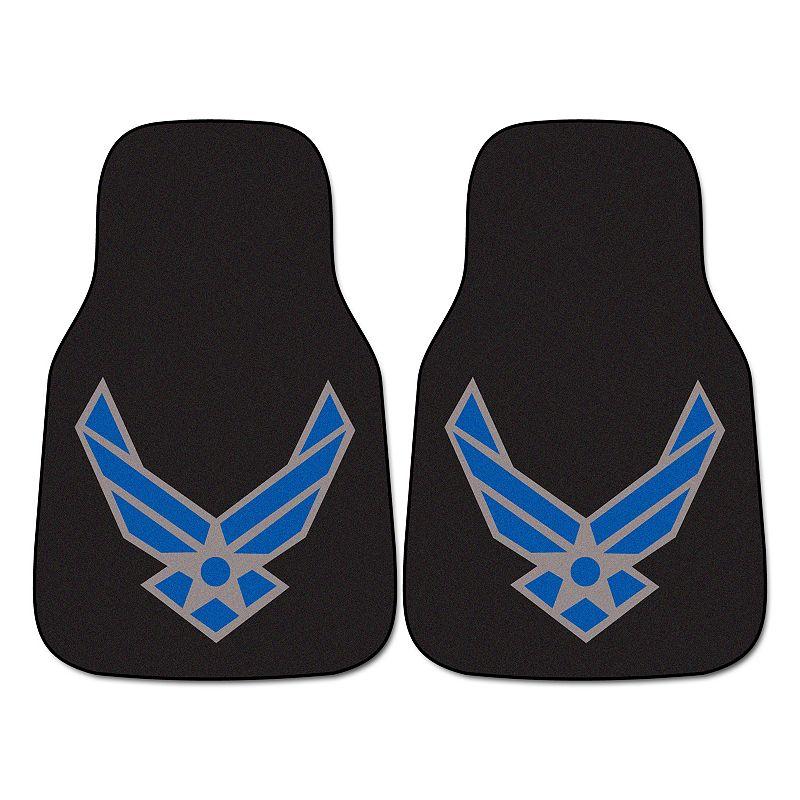 FANMATS 2-pk. US Air Force Carpeted Car Floor Mats