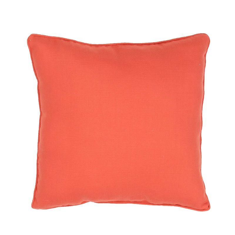 Jaipur 20'' x 20'' Solid Throw Pillow