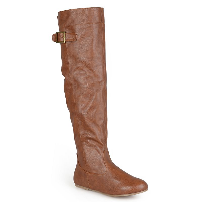 Journee Collection Rebeca Women's Over-the-Knee Riding Boots