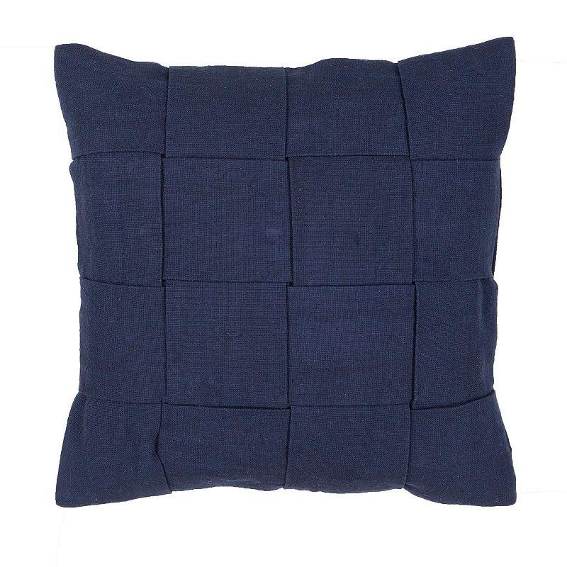 Jaipur 18'' x 18'' Woven Throw Pillow
