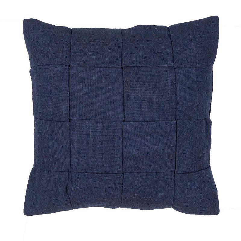 Jaipur 22'' x 22'' Woven Throw Pillow