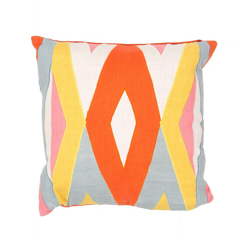 Jaipur Abstract Throw Pillow