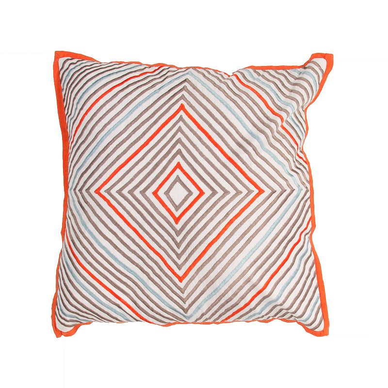 Jaipur Geometric Throw Pillow