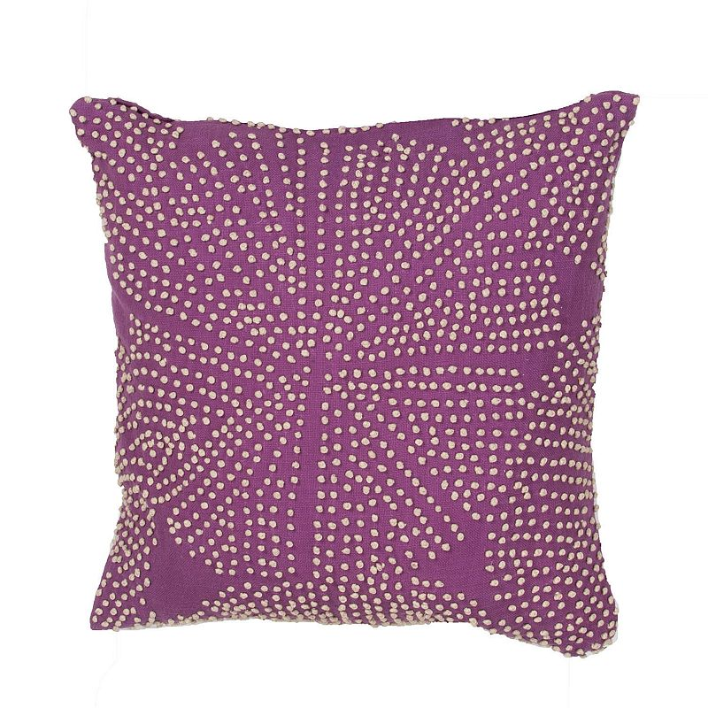 Jaipur Dots Throw Pillow
