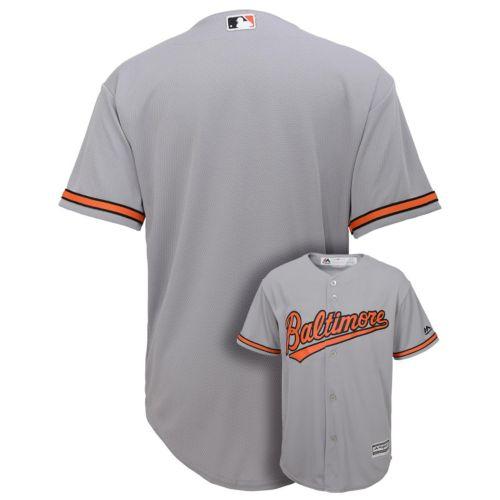 Boys 8-20 Majestic Baltimore Orioles Cool Base Replica MLB Jersey