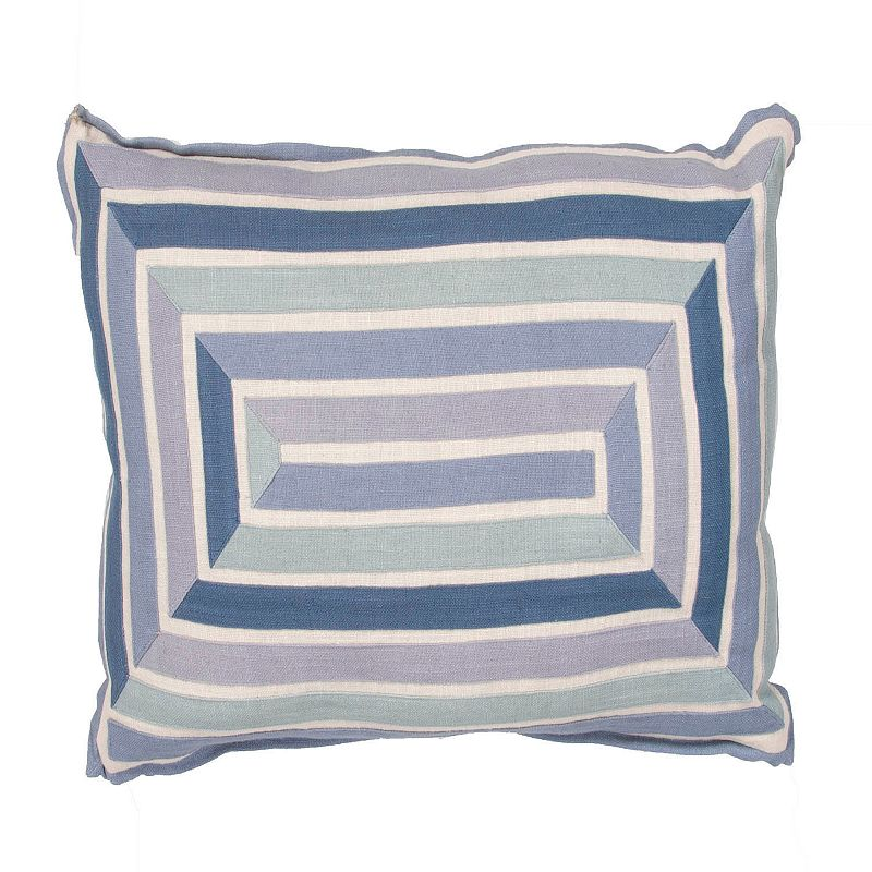 Jaipur Maze Throw Pillow