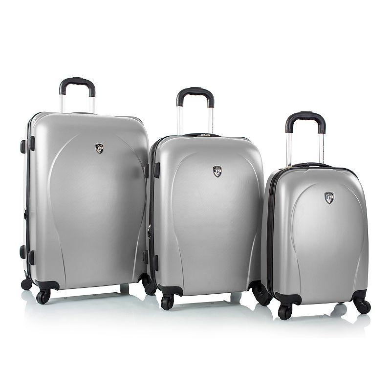 Heys xcase 3-Piece Hardside Spinner Luggage Set