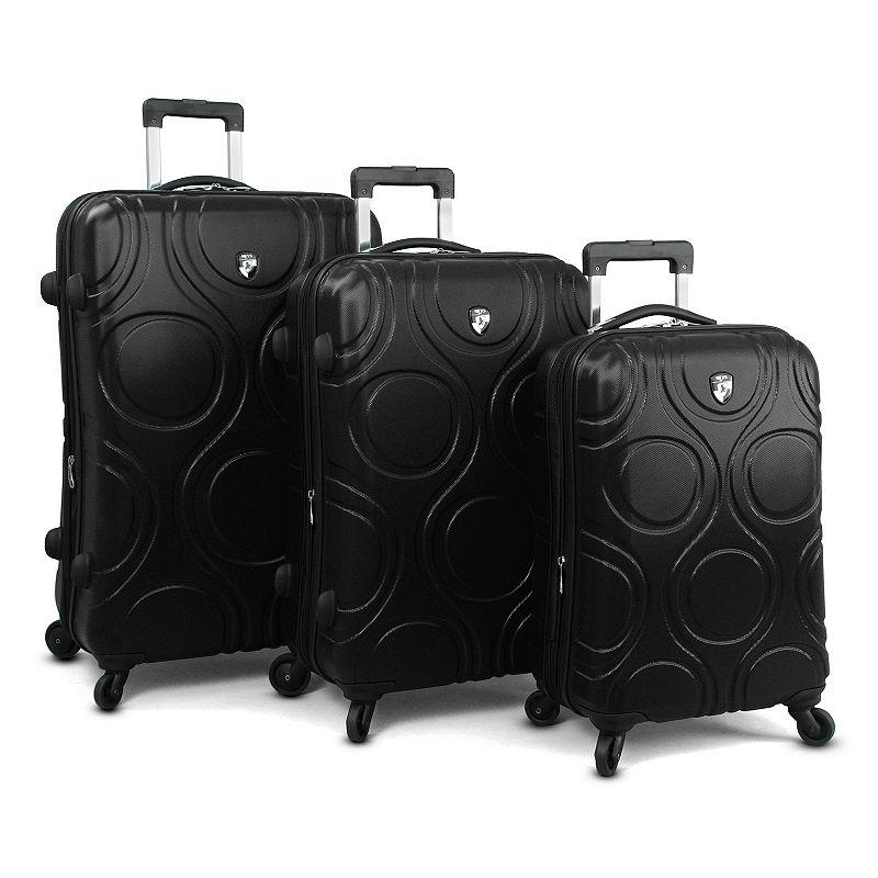 Heys EcoOrbis 3-Piece Hardside Spinner Luggage Set