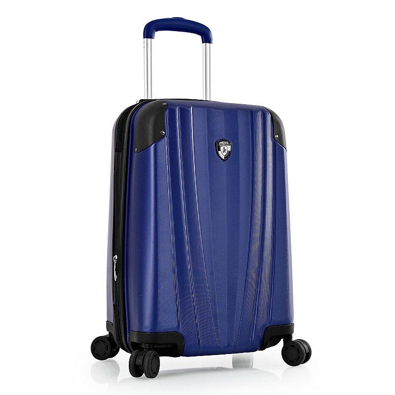 Heys Velocity 22-Inch Hardside Spinner Luggage