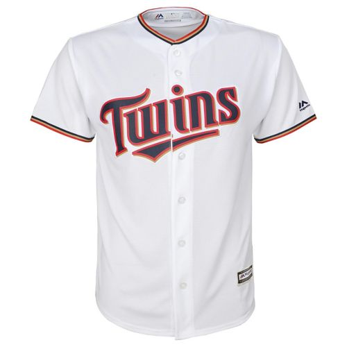 Boys 8-20 Majestic Minnesota Twins Replica MLB Jersey