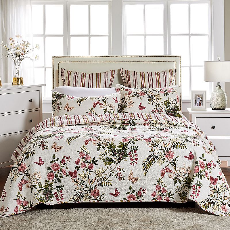 Pink King Quilt Bedding Kohl S
