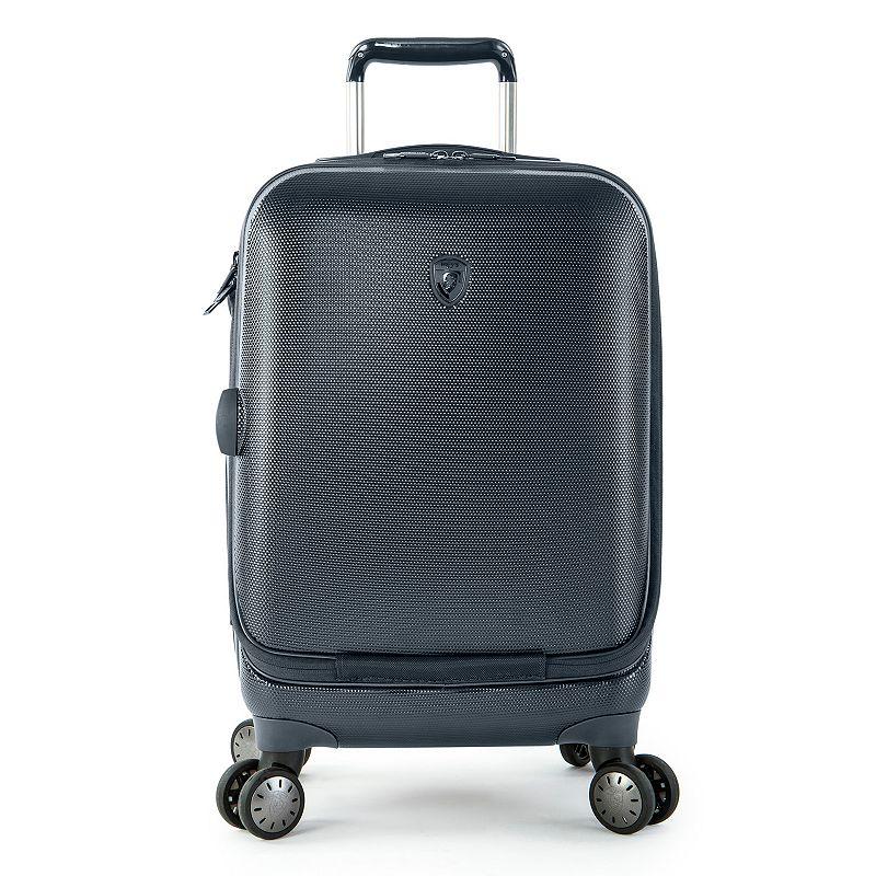 Heys USA Portal 21-Inch Hardside Spinner Luggage