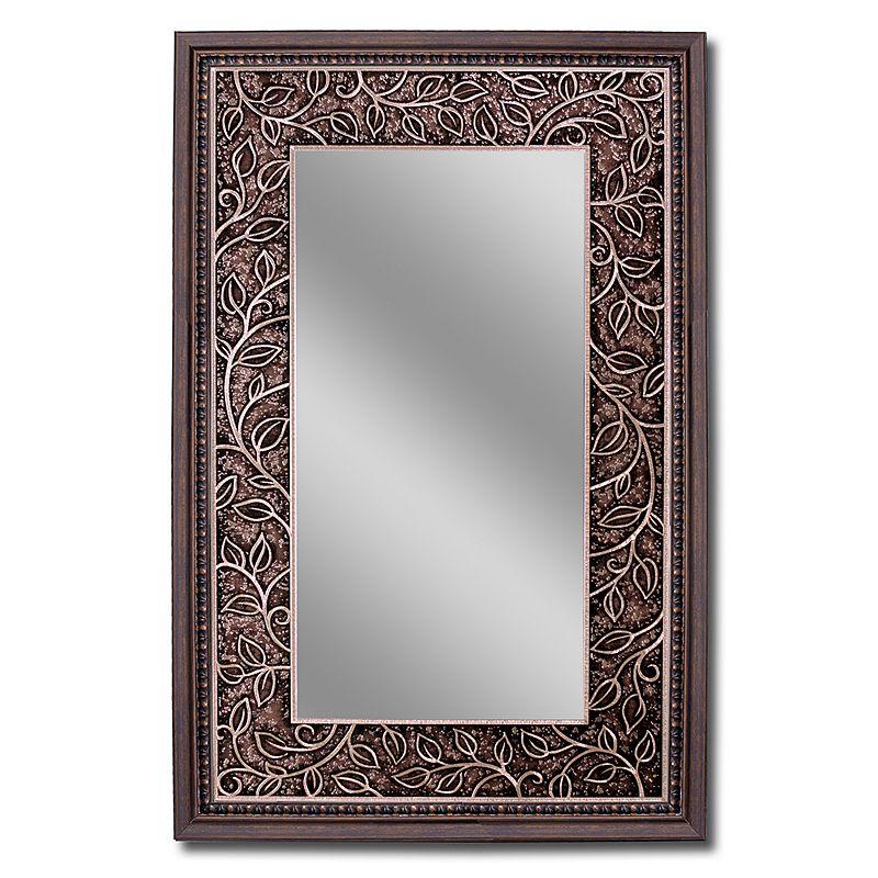 Head West Ivy Wall Mirror