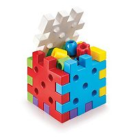 Quercetti Qubo Building Blocks Game
