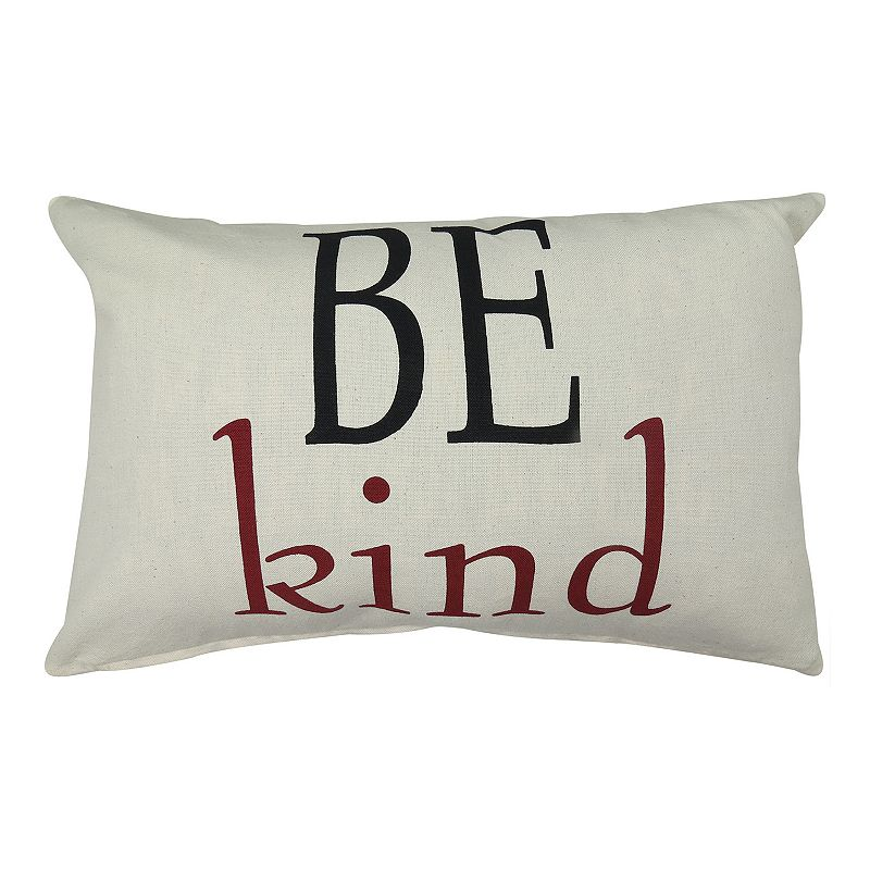 Park B. Smith ''Be Kind'' Throw Pillow